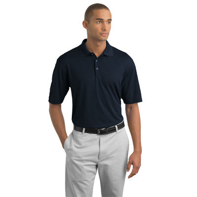 Nike Golf Dri-Fit Cross-Over Texture Polo - EZ Corporate Clothing  - 3