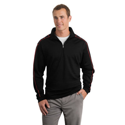Nike Golf Dri-Fit 1/2-Zip Cover-Up - EZ Corporate Clothing  - 5