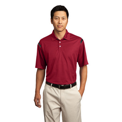 Nike Golf Dri-Fit Shoulder Stripe Polo - EZ Corporate Clothing  - 4