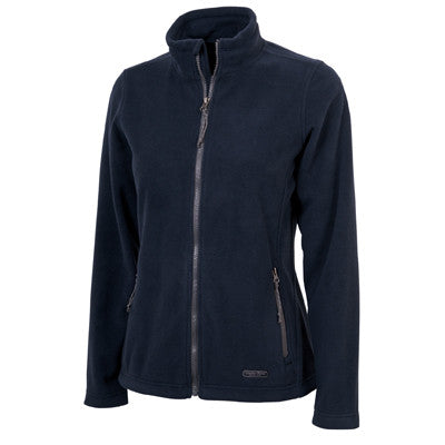 Charles River Womens Boundary Fleece Jacket - EZ Corporate Clothing  - 4