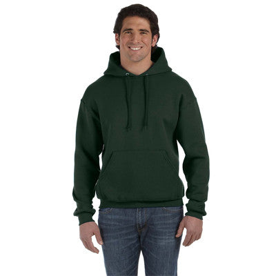 Fruit Of The Loom Supercotton Hooded Sweatshirt - EZ Corporate Clothing  - 4