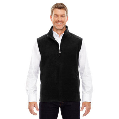 Men's Tall Journey Core365 Fleece Vest - EZ Corporate Clothing  - 2