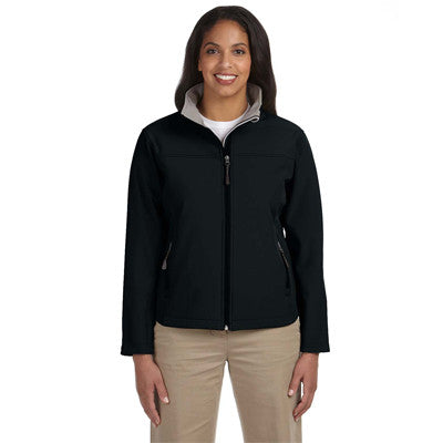 Devon & Jones Ladies Soft Shell Jacket - EZ Corporate Clothing  - 3