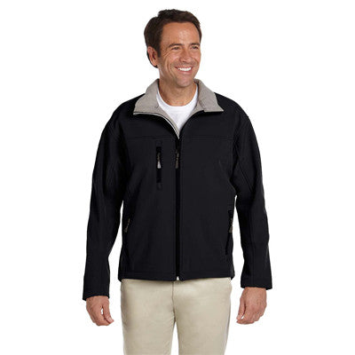 Devon & Jones Men's Soft Shell Jacket - EZ Corporate Clothing  - 2