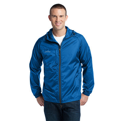 Eddie Baur Men's Packable Wind Jacket - EZ Corporate Clothing  - 4