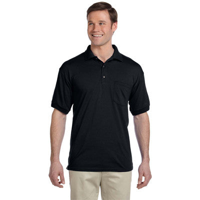 Gildan Adult Dryblend Jersey Polo With Pocket - Printed - EZ Corporate Clothing  - 3
