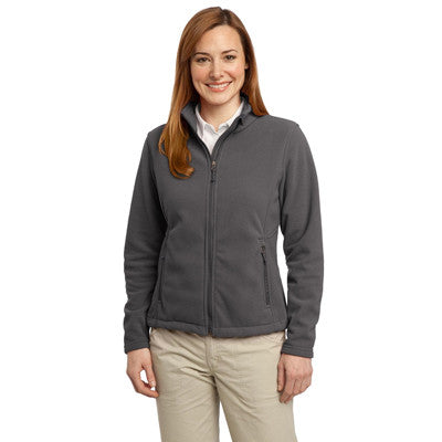 Port Authority Ladies Value Fleece Jacket - EZ Corporate Clothing  - 4