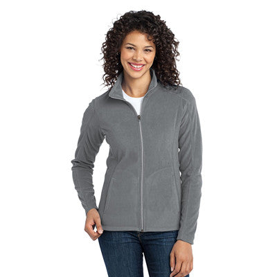 Port Authority Ladies MicroFleece Jacket - EZ Corporate Clothing  - 6