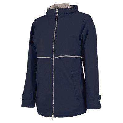 Charles River Womens Rain Jacket - EZ Corporate Clothing  - 11