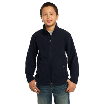 Port Authority Youth Value Fleece Jacket - EZ Corporate Clothing  - 7