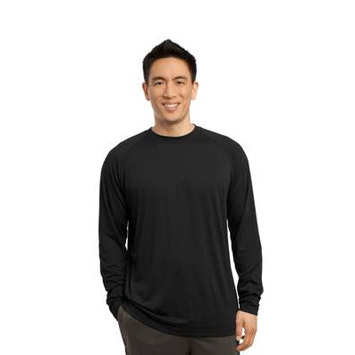 Sport-Tek Long-Sleeve Ultimate Performance Crewneck - AIL - EZ Corporate Clothing  - 2