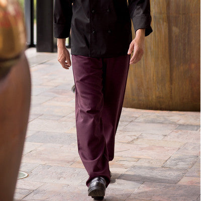 Yarn-Dyed Baggy Chef Pant - EZ Corporate Clothing  - 12