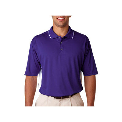 UltraClub Cool-N-Dry Sport Two-Tone Polo - EZ Corporate Clothing  - 11
