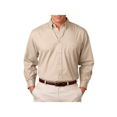UltraClub Mens Whisper Twill Shirt - EZ Corporate Clothing  - 10