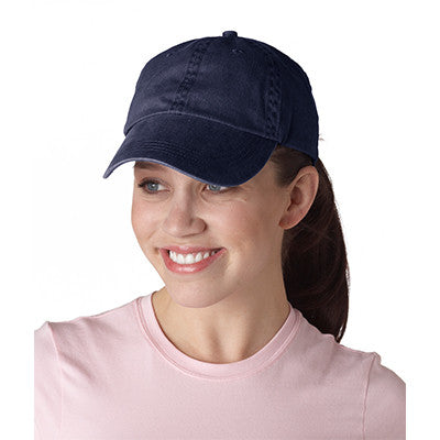 Anvil Classic Solid Pigment-Dyed Twill Cap - EZ Corporate Clothing  - 7