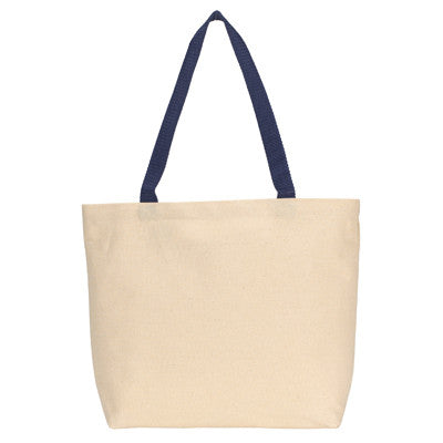 Gemline Colored Handle Tote - EZ Corporate Clothing  - 3