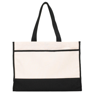 Gemline Contemporary Tote - EZ Corporate Clothing  - 2