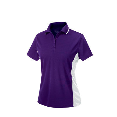 Charles River Womens Color Blocked Wicking Polo - EZ Corporate Clothing  - 7