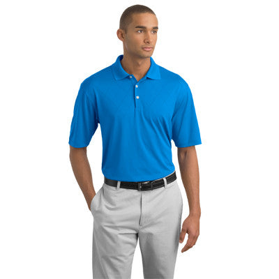 Nike Golf Dri-Fit Cross-Over Texture Polo - EZ Corporate Clothing  - 4