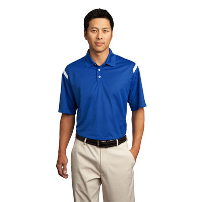 Nike Golf Dri-Fit Shoulder Stripe Polo - EZ Corporate Clothing  - 5