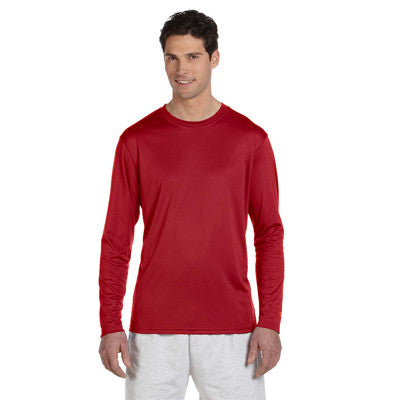 Champion Adult Double Dry Long-Sleeve Interlock T-Shirt - EZ Corporate Clothing  - 8