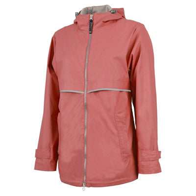 Charles River Womens Rain Jacket - EZ Corporate Clothing  - 6