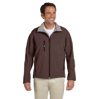 Devon & Jones Men's Soft Shell Jacket - EZ Corporate Clothing  - 3