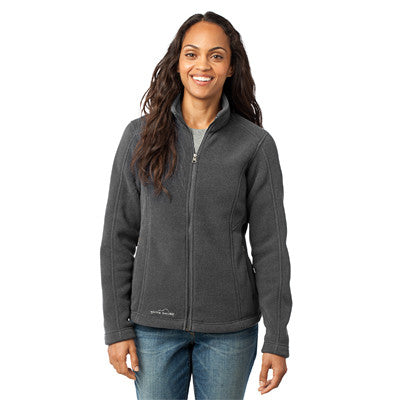 Eddie Bauer Ladies Full-Zip Fleece Jacket - EZ Corporate Clothing  - 5