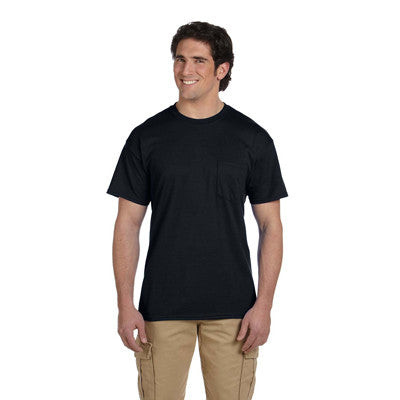 Gildan Adult DryBlend T-Shirt with Pocket - EZ Corporate Clothing  - 6