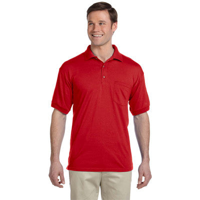Gildan Adult Dryblend Jersey Polo With Pocket - Printed - EZ Corporate Clothing  - 6