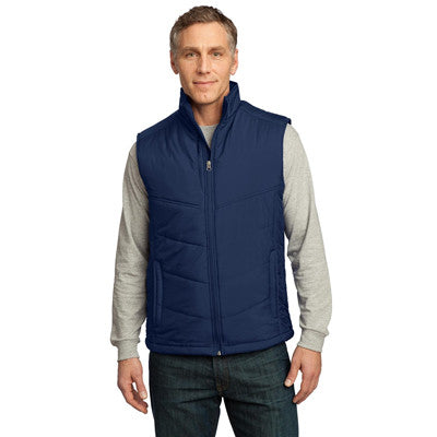 Port Authority Mens Puffy Vest - EZ Corporate Clothing  - 5