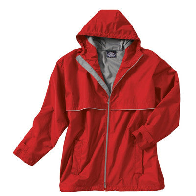 Charles River Men's New Englander Rain Jacket - EZ Corporate Clothing  - 5