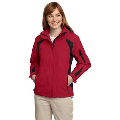 Port Authority Ladies All-Season II Jacket - AIL - EZ Corporate Clothing  - 4