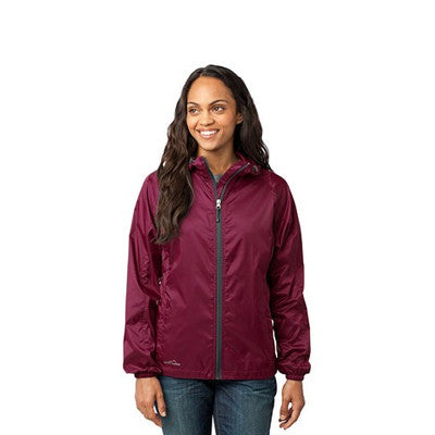 Eddie Bauer Ladies Packable Wind Jacket - EZ Corporate Clothing  - 4