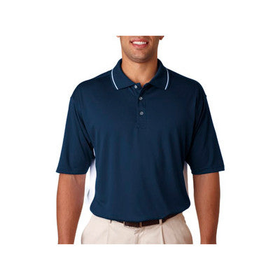 UltraClub Cool-N-Dry Sport Two-Tone Polo - EZ Corporate Clothing  - 10