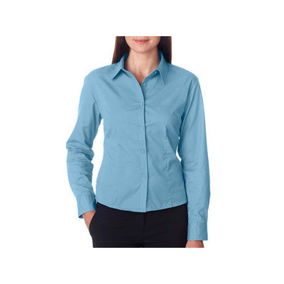 UltraClub Ladies Whisper Twill Shirt - EZ Corporate Clothing  - 8