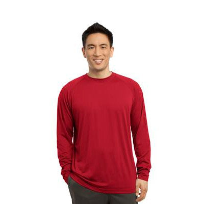 Sport-Tek Long-Sleeve Ultimate Performance Crewneck - AIL - EZ Corporate Clothing  - 4