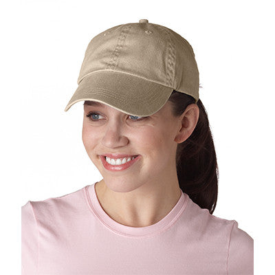 Anvil Classic Solid Pigment-Dyed Twill Cap - EZ Corporate Clothing  - 5