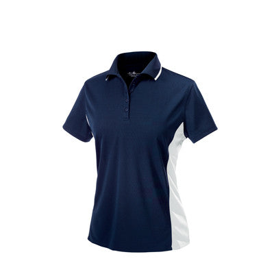 Charles River Womens Color Blocked Wicking Polo - EZ Corporate Clothing  - 6