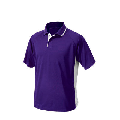 Charles River Mens Color Blocked Wicking Polo - EZ Corporate Clothing  - 7
