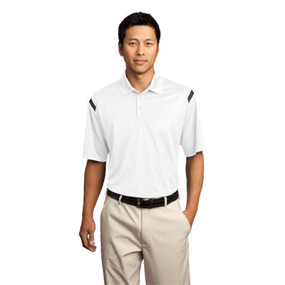 Nike Golf Dri-Fit Shoulder Stripe Polo - EZ Corporate Clothing  - 6