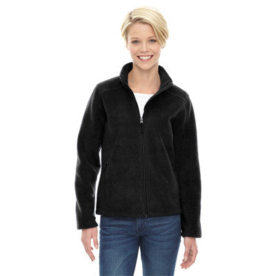 Ladies Journey Core365 Fleece Jacket - EZ Corporate Clothing  - 2