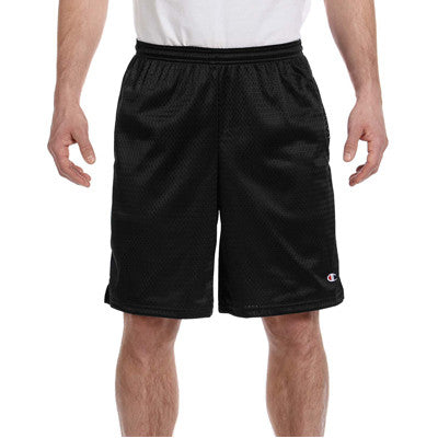 Champion Long Mesh Shorts With Pocket - EZ Corporate Clothing  - 5