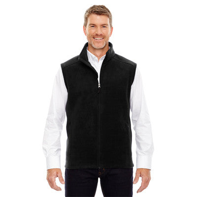 Mens Journey Core365 Fleece Vest - EZ Corporate Clothing  - 2