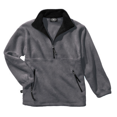 Charles River Adirondack Fleece Pullover - EZ Corporate Clothing  - 4
