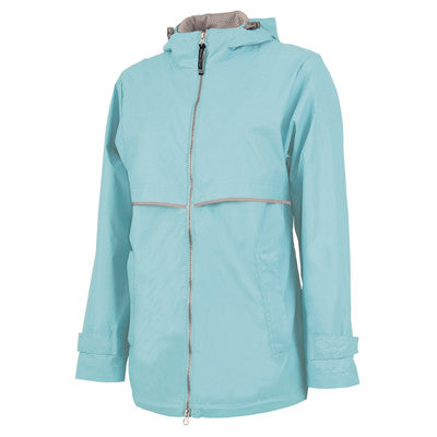 Charles River Womens Rain Jacket - EZ Corporate Clothing  - 3