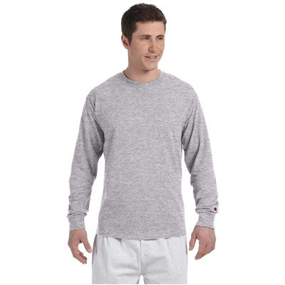 Champion Adult Tagless Long-Sleeve T-Shirt - EZ Corporate Clothing  - 4