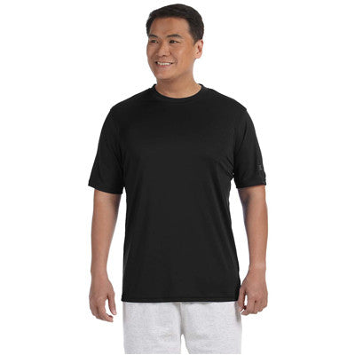 Champion Mens Double Dry interlock T-Shirt - EZ Corporate Clothing  - 2