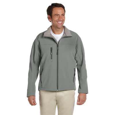 Devon & Jones Men's Soft Shell Jacket - EZ Corporate Clothing  - 4