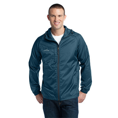 Eddie Baur Men's Packable Wind Jacket - EZ Corporate Clothing  - 2